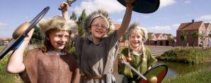 Ribes Vikingecenter Arrild Jutland Denemarken